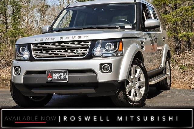 Used 2016 Land Rover LR4 Base | Roswell, GA