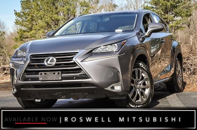 2016 Lexus NX 200t Stock # 054889 for sale near Roswell, GA