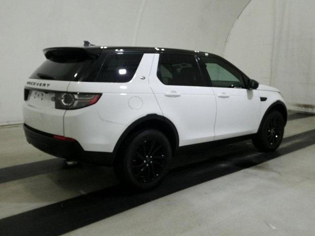 2016 Land Rover Discovery Sport Hse Stock 567034 For