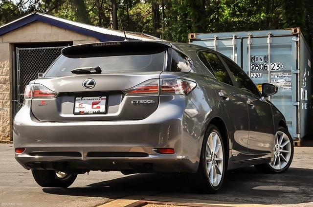 2012 Lexus Ct 200h Stock 081665 For Sale Near Roswell