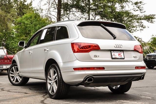 2015 Audi Q7 3 0T Premium Plus Stock # 010794 for sale near