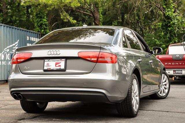Used 2014 Audi A4 2.0T Premium | Roswell, GA