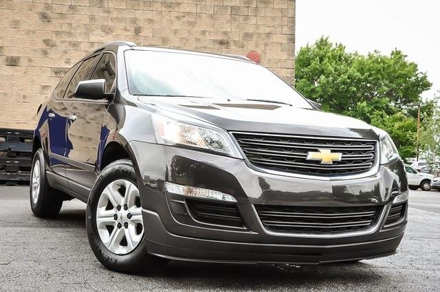 Used 2015 Chevrolet Traverse LS | Roswell, GA