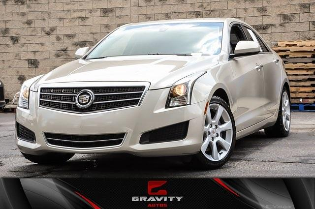 2013 Cadillac Ats 2.0 L Turbo >> 2013 Cadillac Ats 2 0l Turbo Stock 174514 For Sale Near
