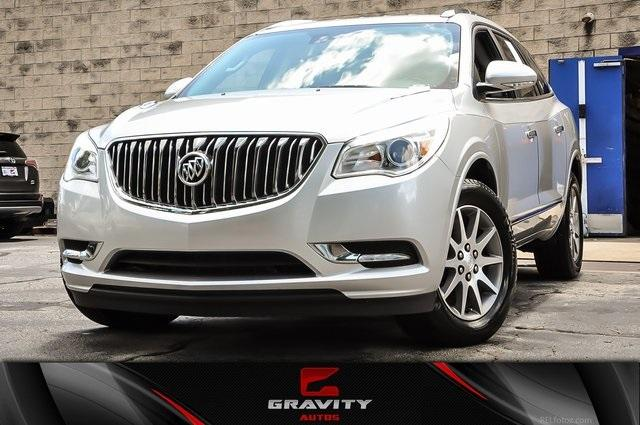 Used 2017 Buick Enclave Leather Group | Roswell, GA