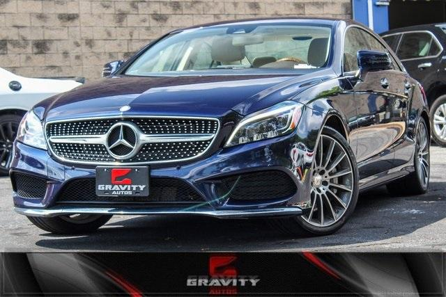Used 2016 Mercedes-Benz CLS CLS 550 | Roswell, GA