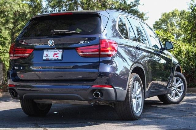 Used 2015 BMW X5 sDrive35i | Roswell, GA