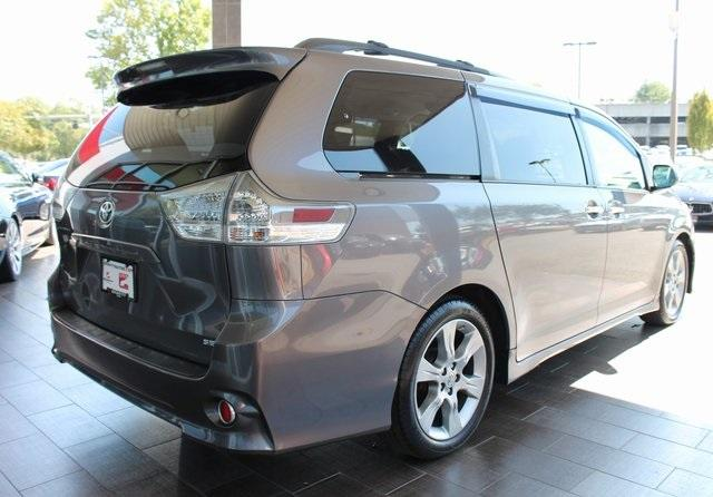 Used 2013 Toyota Sienna SE | Roswell, GA