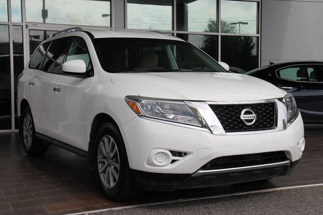 Used 2016 Nissan Pathfinder S | Roswell, GA