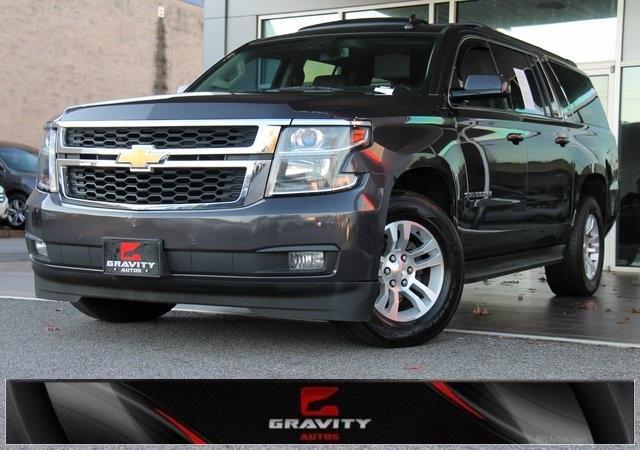 2016 Chevrolet Suburban LT Stock # 359917 for sale near ...