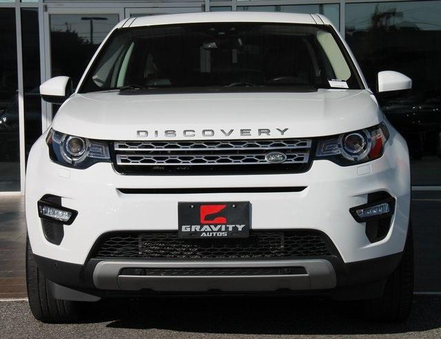 Used 2017 Land Rover Discovery Sport HSE | Roswell, GA