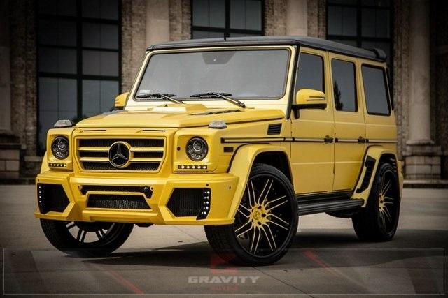 Used 2016 Mercedes-Benz G-Class G 63 AMG® | Roswell, GA