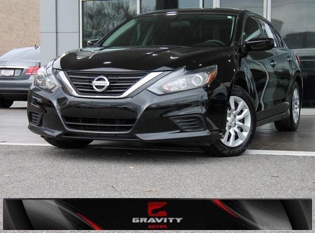 Used 2016 Nissan Altima 2.5 S | Roswell, GA