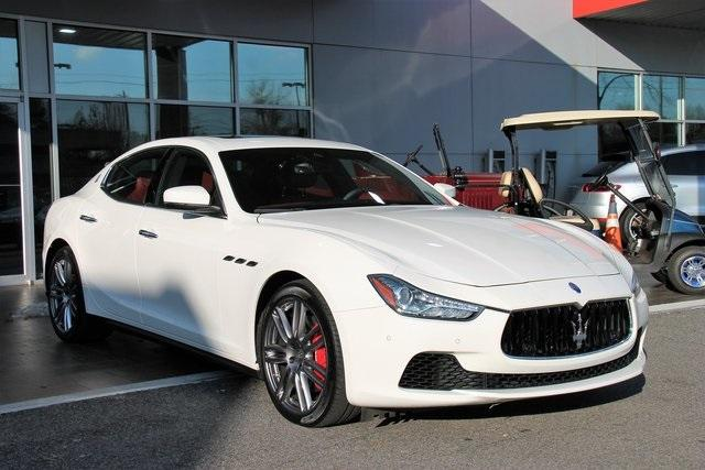 2017 Maserati Ghibli S Q4 Stock 212645 For Sale Near