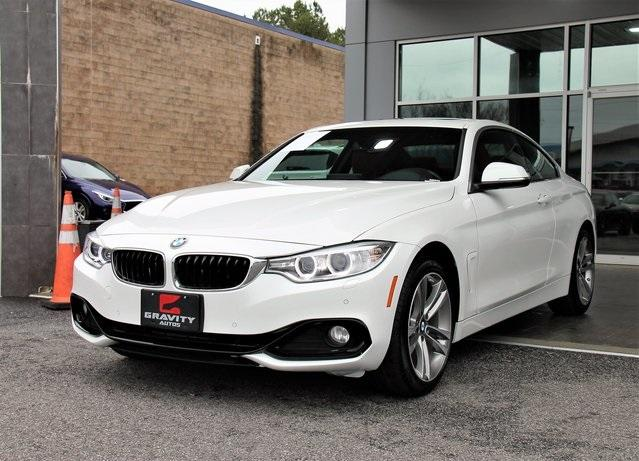 Used 2017 BMW 4 Series 430i xDrive | Roswell, GA