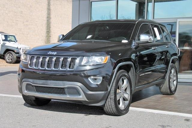 Used 2016 Jeep Grand Cherokee Limited | Roswell, GA