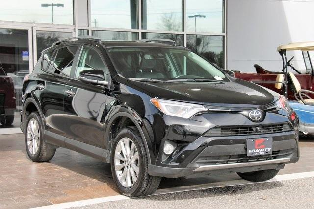 Used 2017 Toyota RAV4 Limited | Roswell, GA