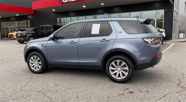 Used 2018 Land Rover Discovery Sport SE | Roswell, GA