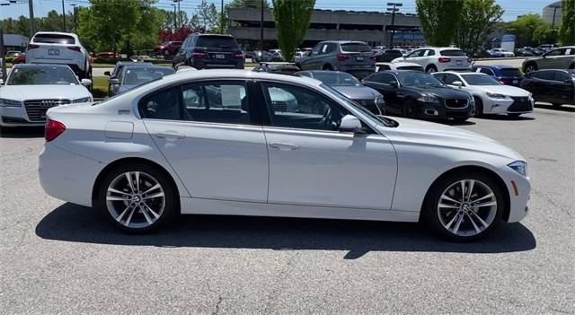 Used 2017 BMW 3 Series 330e iPerformance | Roswell, GA
