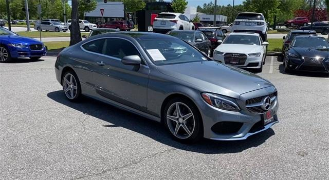 Used 2017 Mercedes-Benz C-Class C 300 | Roswell, GA