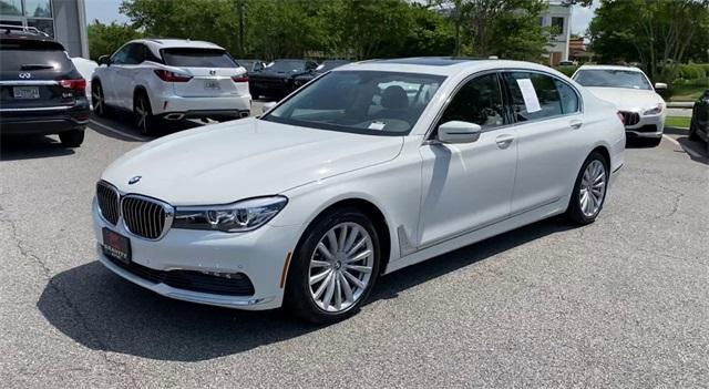 Used 2017 BMW 7 Series 740i | Roswell, GA