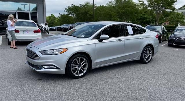 Used 2017 Ford Fusion SE | Roswell, GA