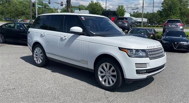 Used 2016 Land Rover Range Rover 3.0L V6 Supercharged HSE | Roswell, GA