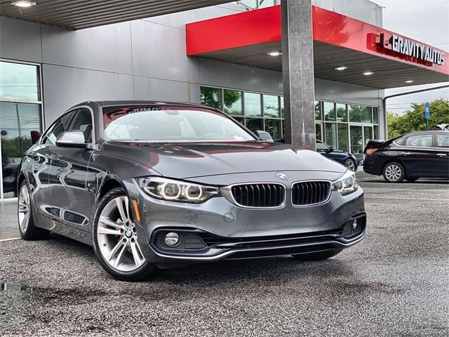 Used 2019 BMW 4 Series 430i Gran Coupe | Roswell, GA