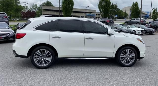 Used 2017 Acura MDX 3.5L | Roswell, GA