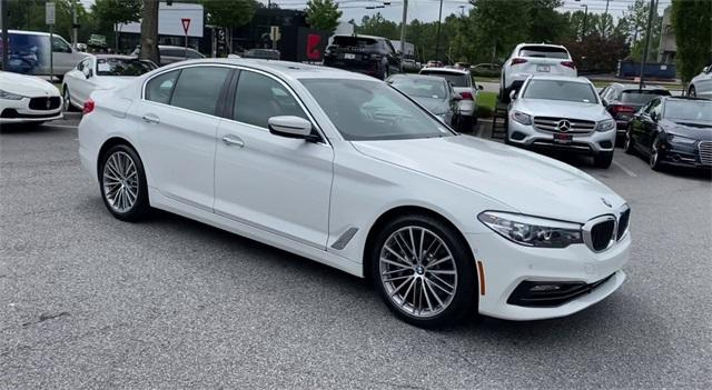 Used 2017 BMW 5 Series 530i | Roswell, GA
