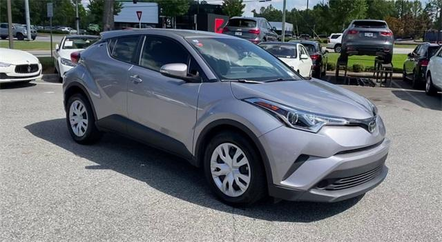 Used 2019 Toyota C-HR Limited | Roswell, GA