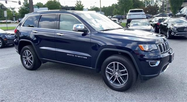 Used 2017 Jeep Grand Cherokee Limited | Roswell, GA
