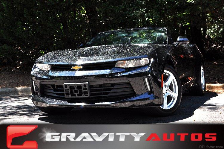 Chevrolet Dealers In Ga >> 2016 Chevrolet Camaro Lt Stock 163905 For Sale Near
