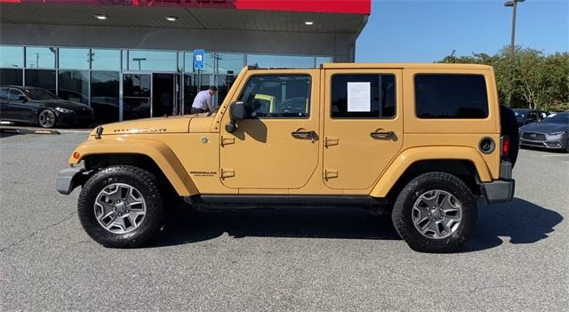 Used 2013 Jeep Wrangler Unlimited Rubicon | Roswell, GA