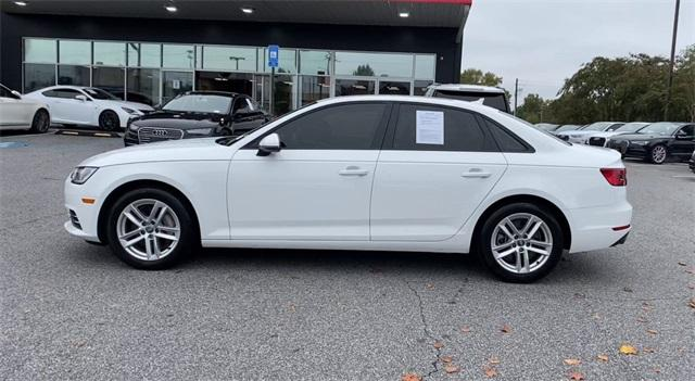 Used 2017 Audi A4 2.0T Premium | Roswell, GA