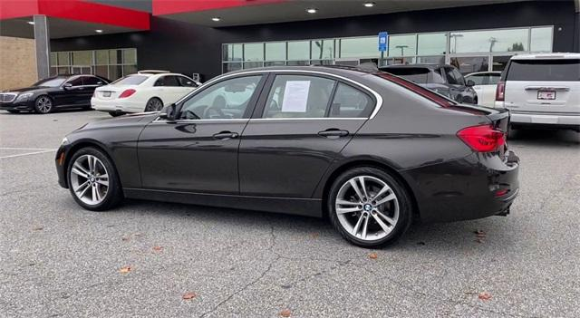 Used 2017 BMW 3 Series 330i | Roswell, GA