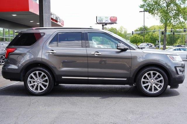 Used 2017 Ford Explorer Limited | Roswell, GA