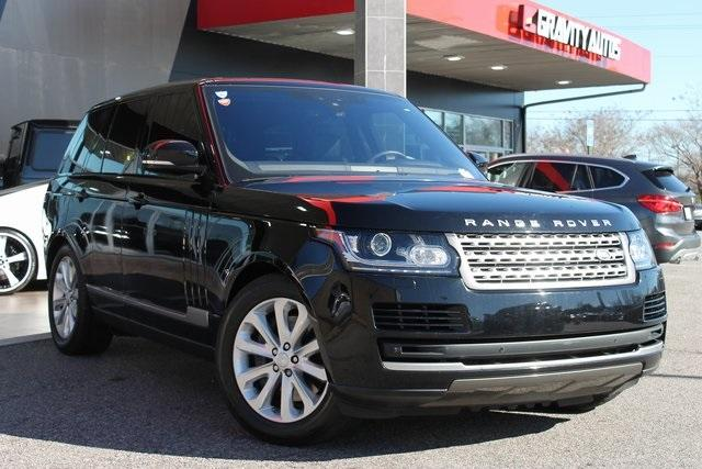 Used 2017 Land Rover Range Rover 3.0L V6 Supercharged HSE | Roswell, GA