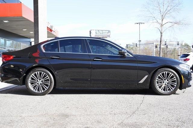 Used 2017 BMW 5 Series 540i | Roswell, GA