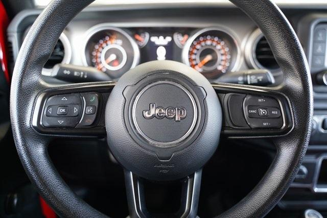 Used 2018 Jeep Wrangler Unlimited Sport | Roswell, GA