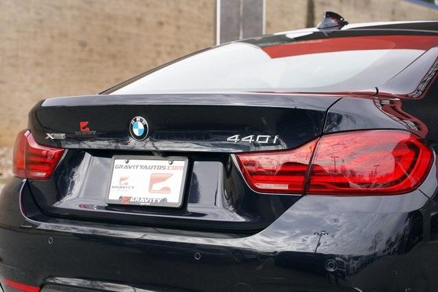 Used 2019 BMW 4 Series 440i xDrive Gran Coupe | Roswell, GA