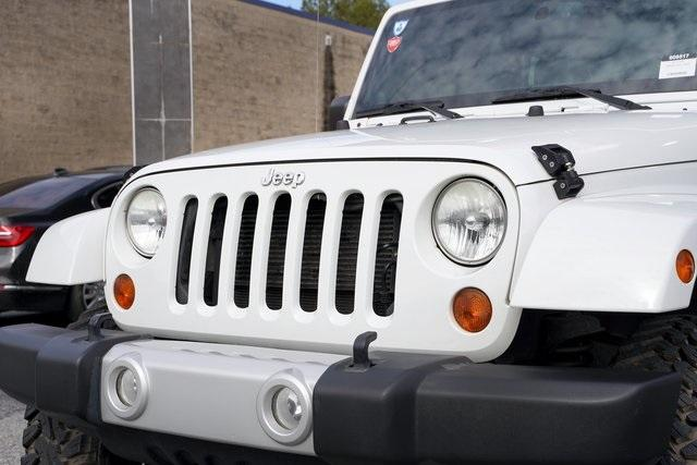 Used 2013 Jeep Wrangler Unlimited Sahara | Roswell, GA