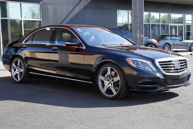 Used 2016 Mercedes-Benz S-Class S 550 | Roswell, GA