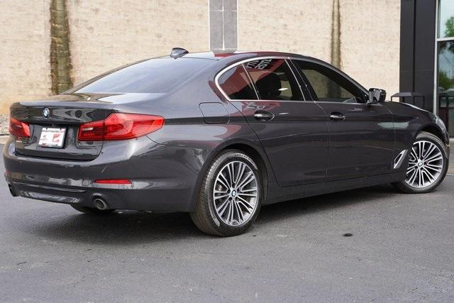 Used 2018 BMW 5 Series 530i xDrive | Roswell, GA