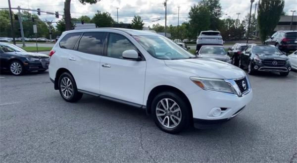 Used 2013 Nissan Pathfinder S for sale $12,990 at Gravity Autos in Roswell GA 30076 2