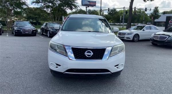 Used 2013 Nissan Pathfinder S for sale $12,990 at Gravity Autos in Roswell GA 30076 3