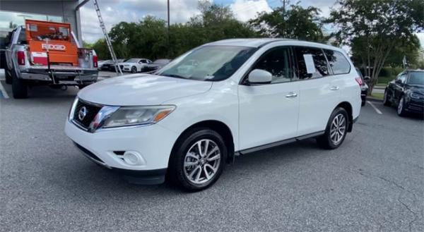Used 2013 Nissan Pathfinder S for sale $12,990 at Gravity Autos in Roswell GA 30076 4