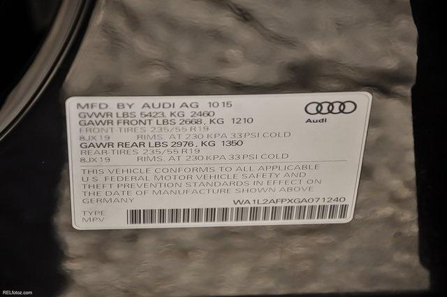 Used 2016 Audi Q5 2.0T Premium Plus for sale Sold at Gravity Autos Roswell in Roswell GA 30076 22