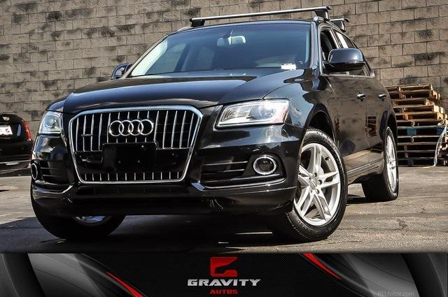 Used 2016 Audi Q5 2.0T Premium Plus for sale Sold at Gravity Autos Roswell in Roswell GA 30076 1