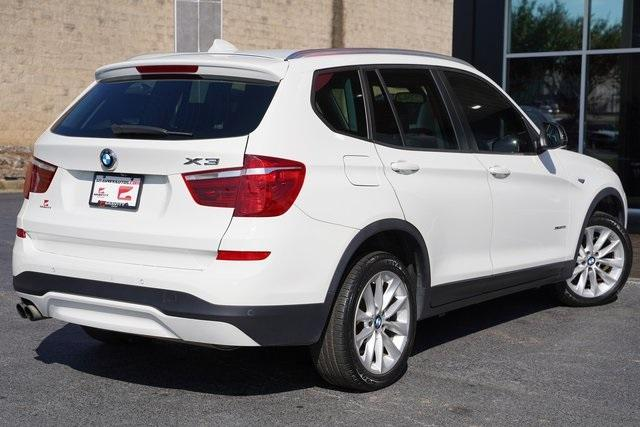 Used 2017 BMW X3 xDrive28i for sale Sold at Gravity Autos Roswell in Roswell GA 30076 13
